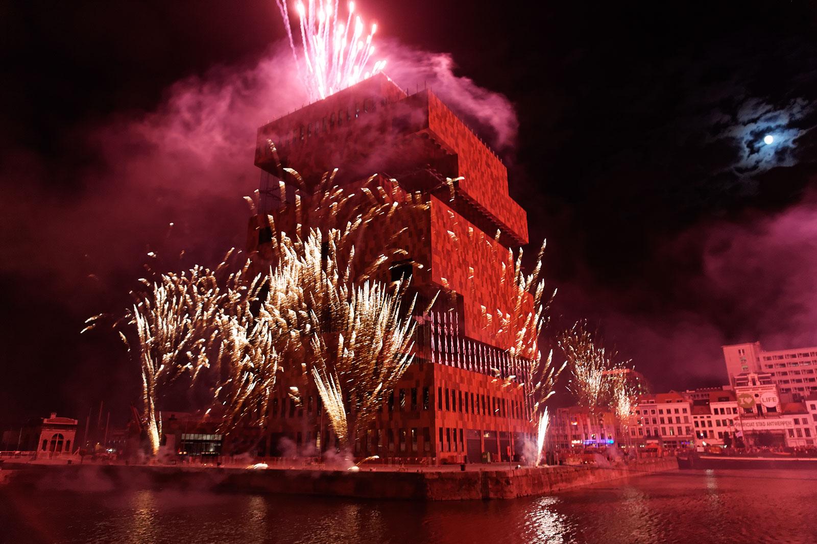 MAS: fireworks