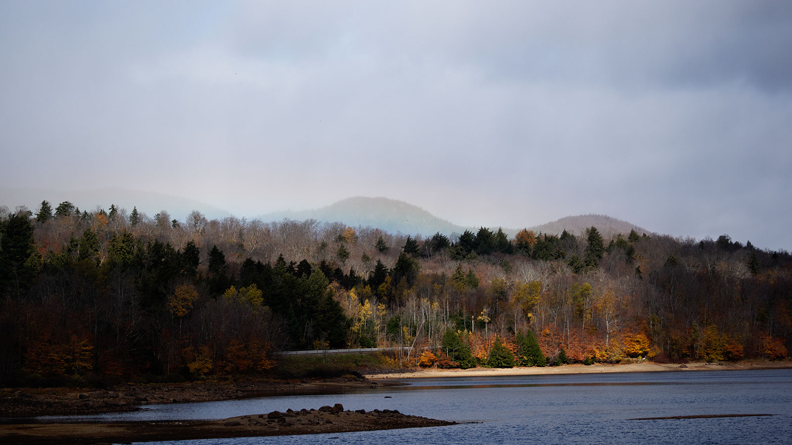 Fall in the Adirondacks, October 2012