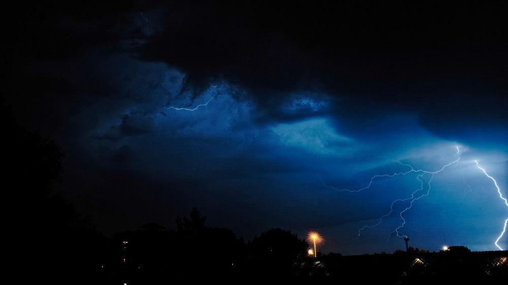 Lightning, July 2013