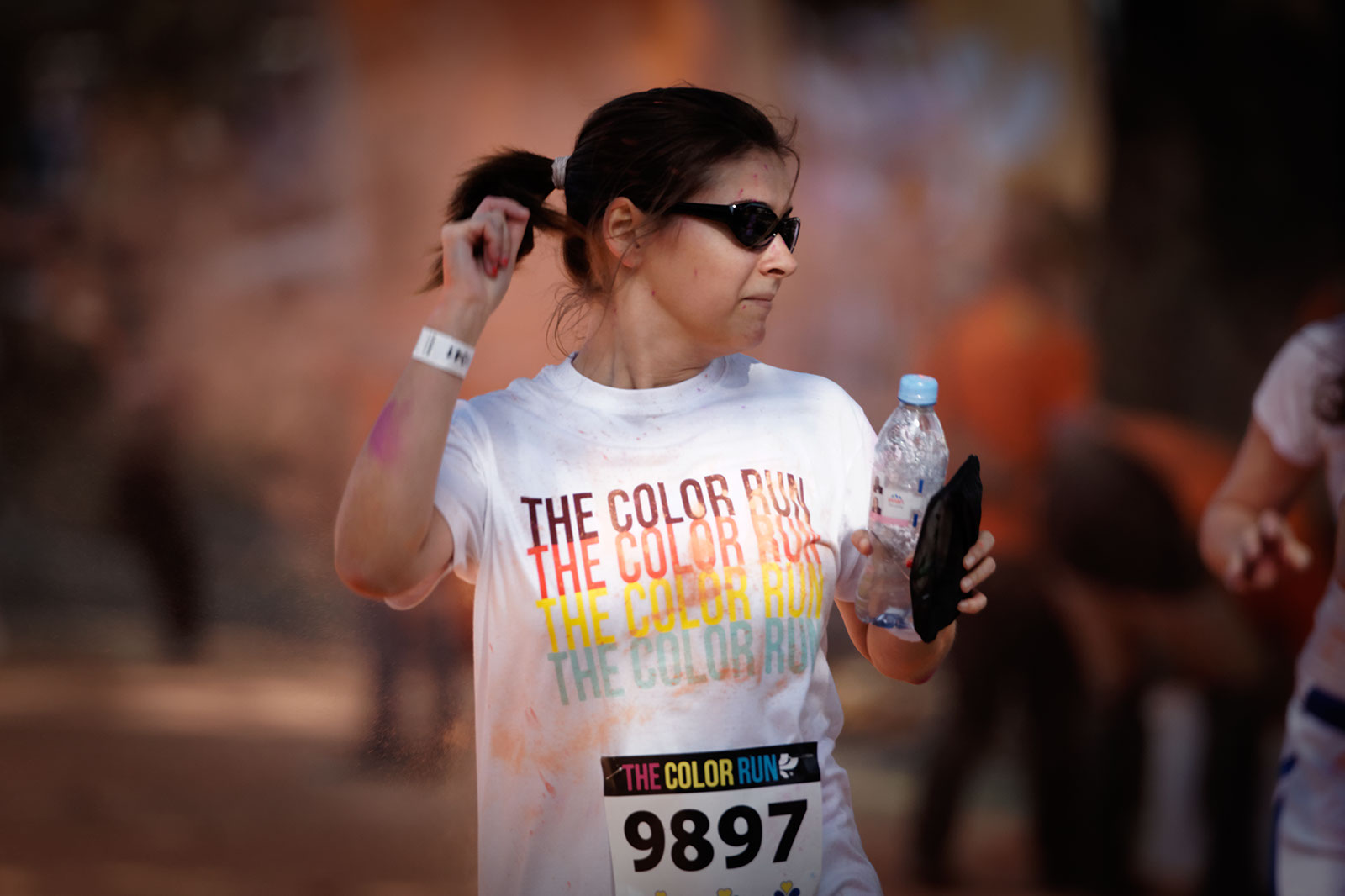 The Color Run (Brussels), September 2013