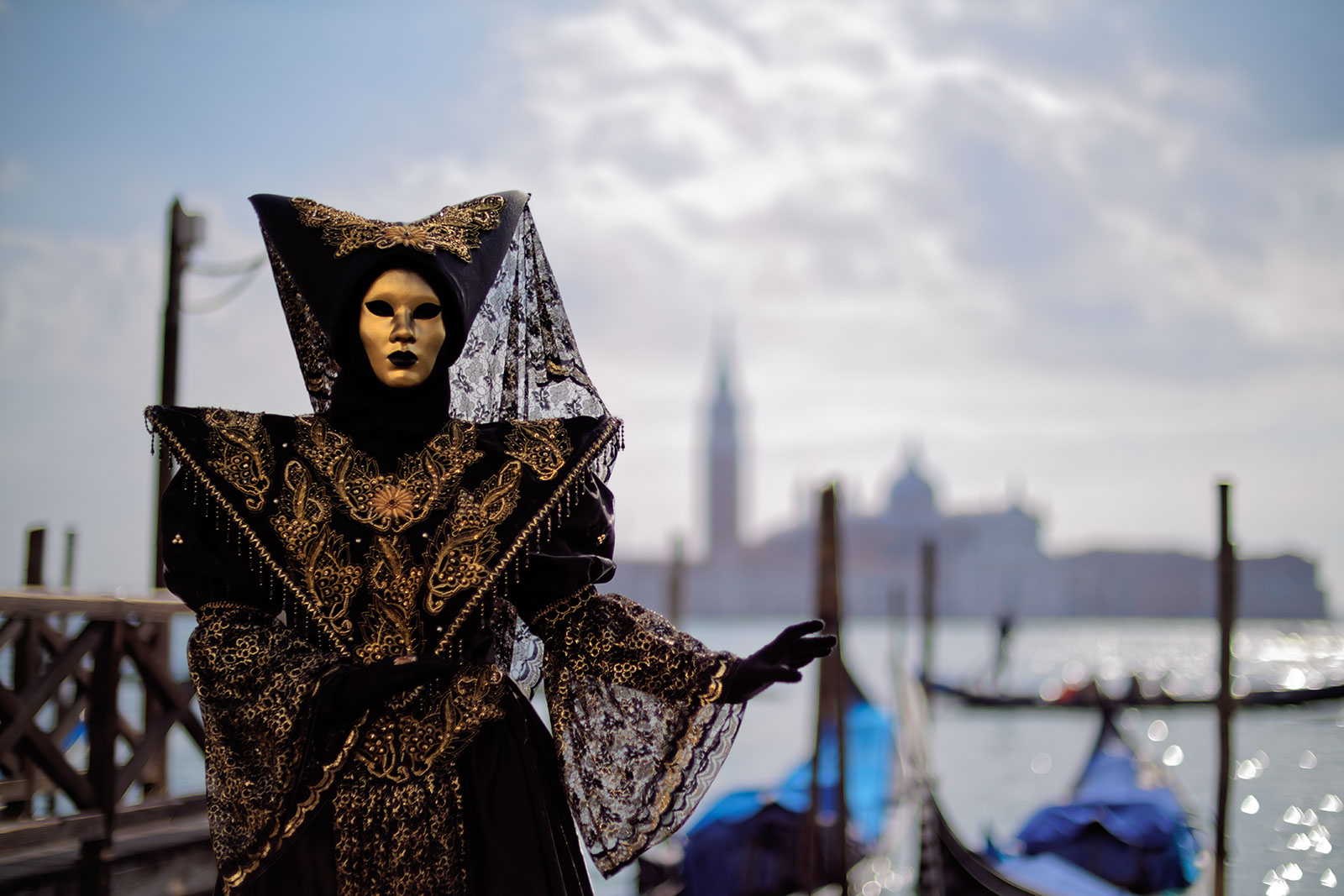 Carnival of Venice, February 2015