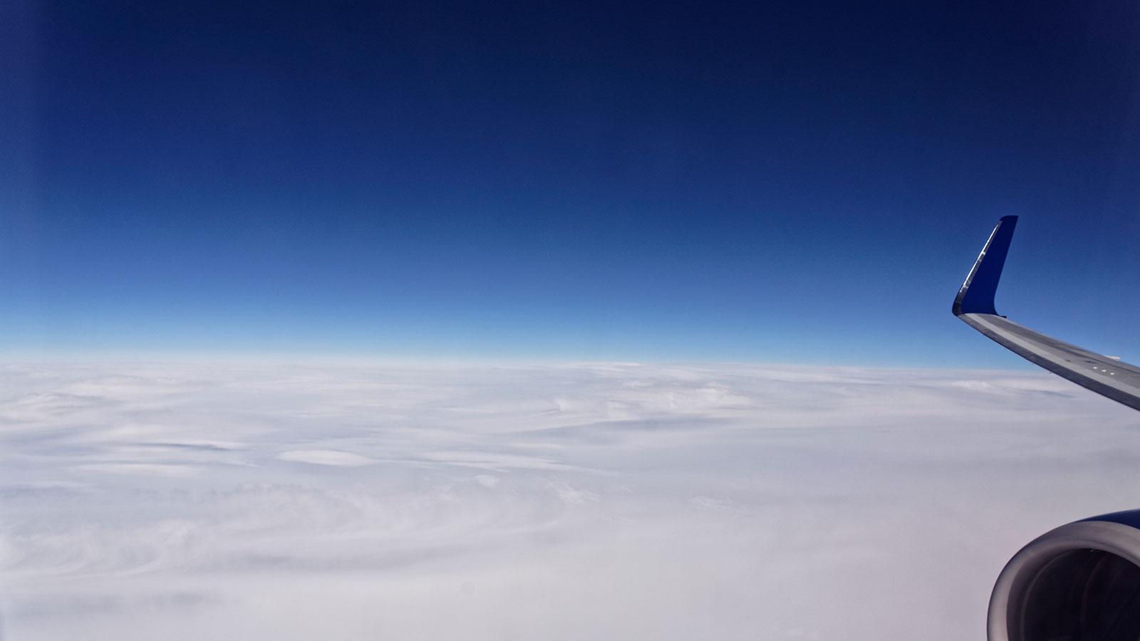 30 000 feet, March 2015