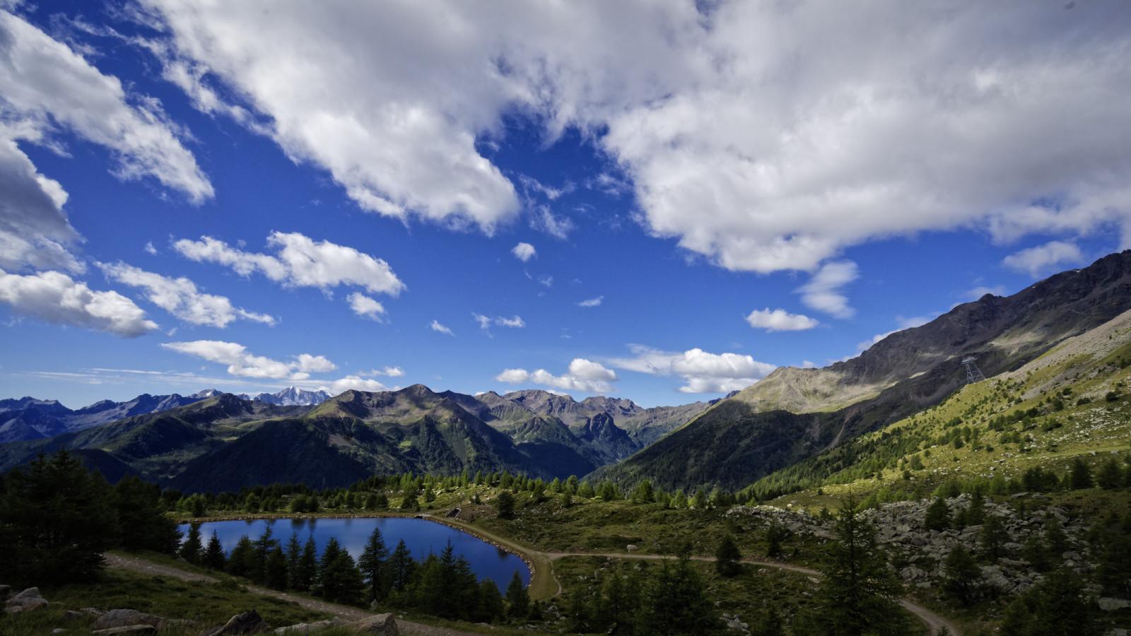 Trentino, July 2017