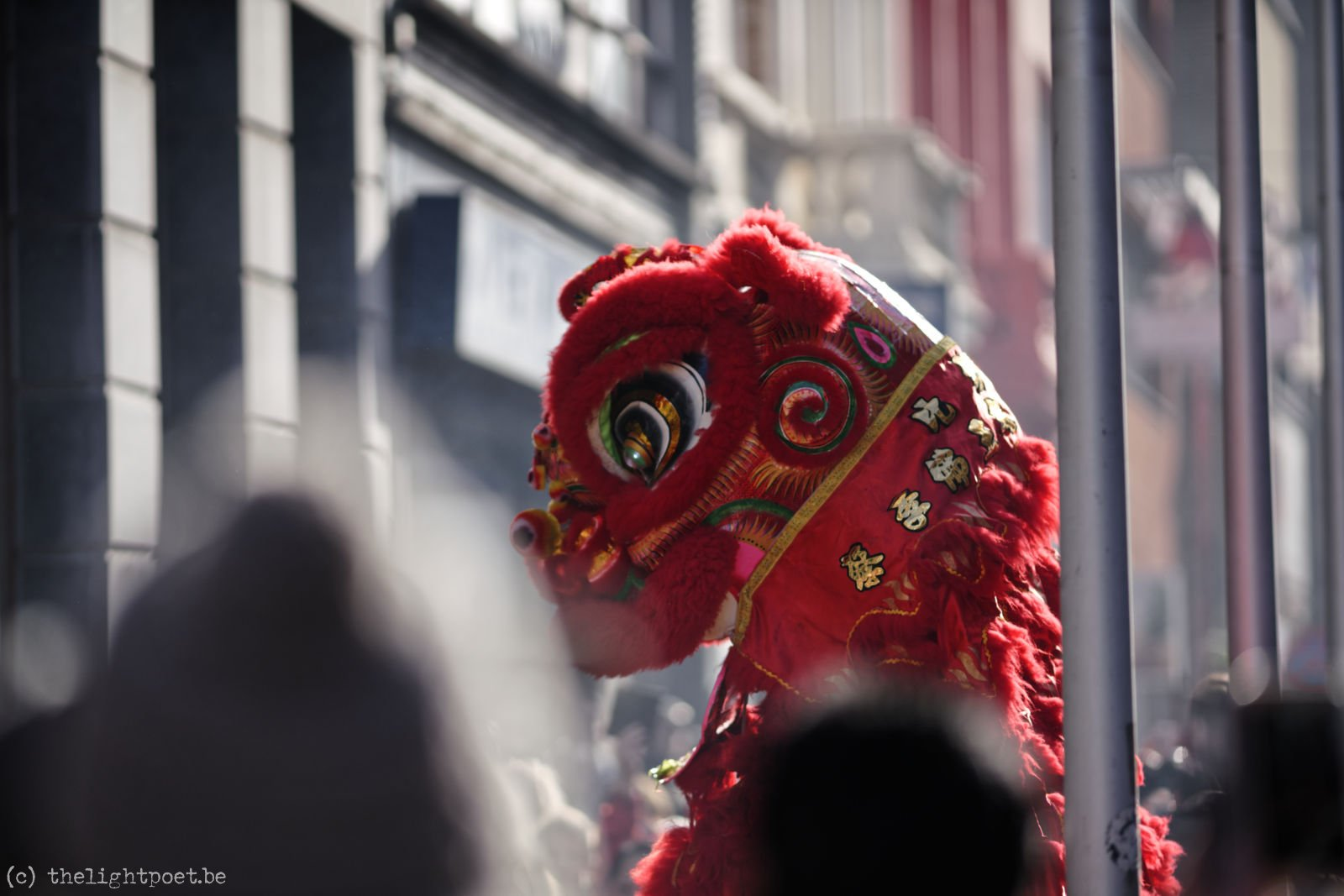 Chinese New Year, February 2018